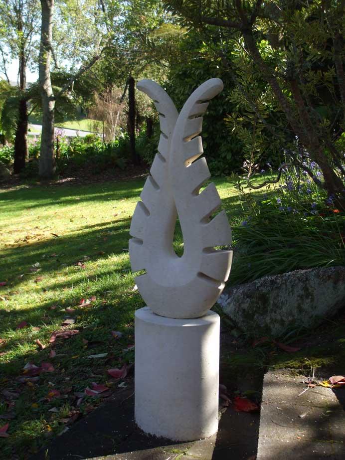 Grid trevor nathan sculptures