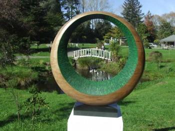 Circular Form by Trevor Nathan
